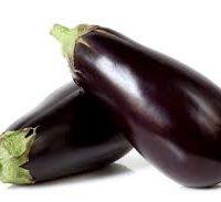 aubergine bio de la ferme