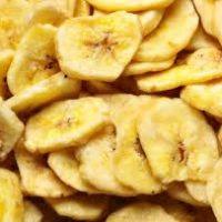 bananes sechées