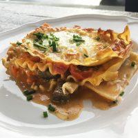 Lasagne aux légumes grillés copie
