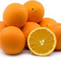 8 oranges Navel